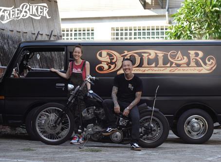 【Bikers' Story】天使・老蝦・做工的人