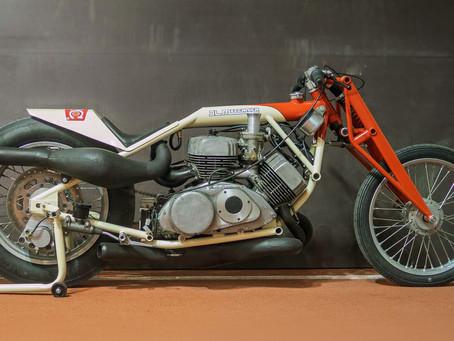 具有雙倍強效的超級寡婦製造機  JL Meccanica VDR1000