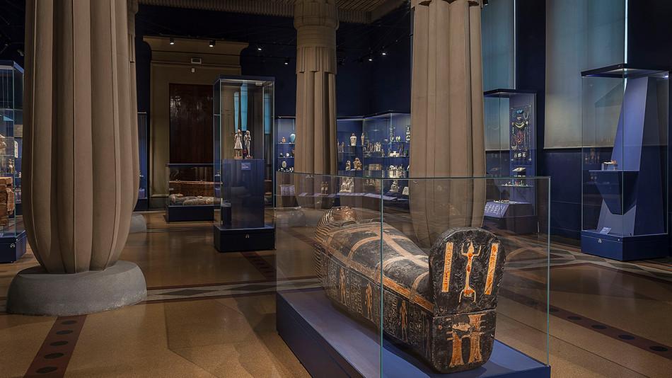 Заключительная виртуальная экскурсия в Пушкинский музей