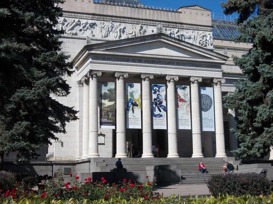"""Виртуальная экскурсия в Пушкинский музей. """"Импрессионизм""""."""