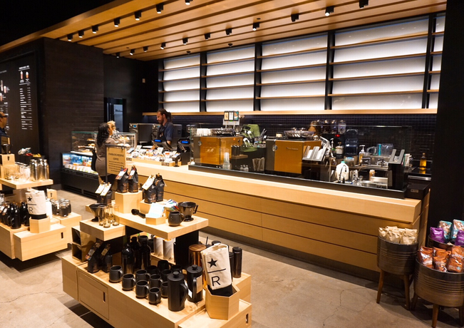 Sacramento S Starbucks Reserve Bar Is Officially Open