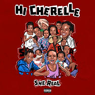 She Real %22Hi Cherelle%22 Ep (front cov