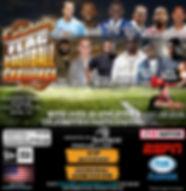 Celebrity Sweat Flag Football Challenge