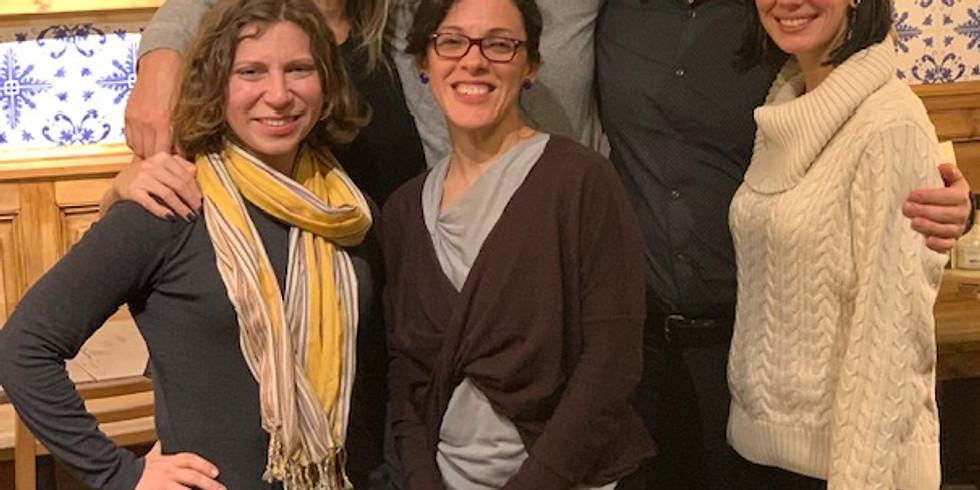 Evaluators Unite Networking Event