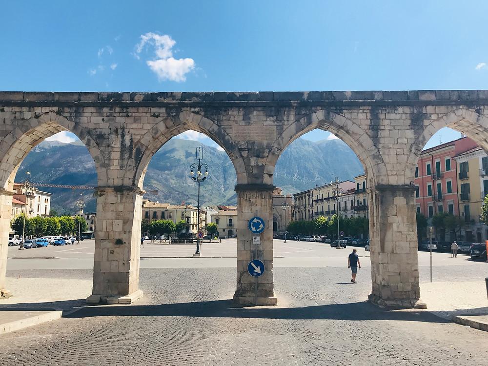 Acquedotto di Sulmona