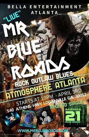 Copy of Rock Heavy Metal Concert Band Fl