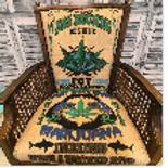 Ass Kickin' Cannabis Chair #3