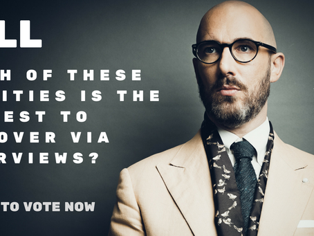 POLL: WHICH OF THESE IS THE HARDEST TO DISCOVER DURING  AN INTERVIEW?