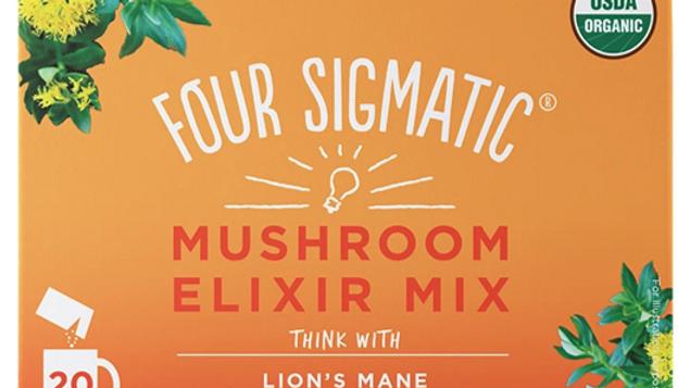 Mushroom Elixer