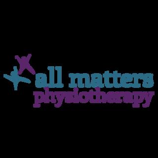 All Matter Physio Logo