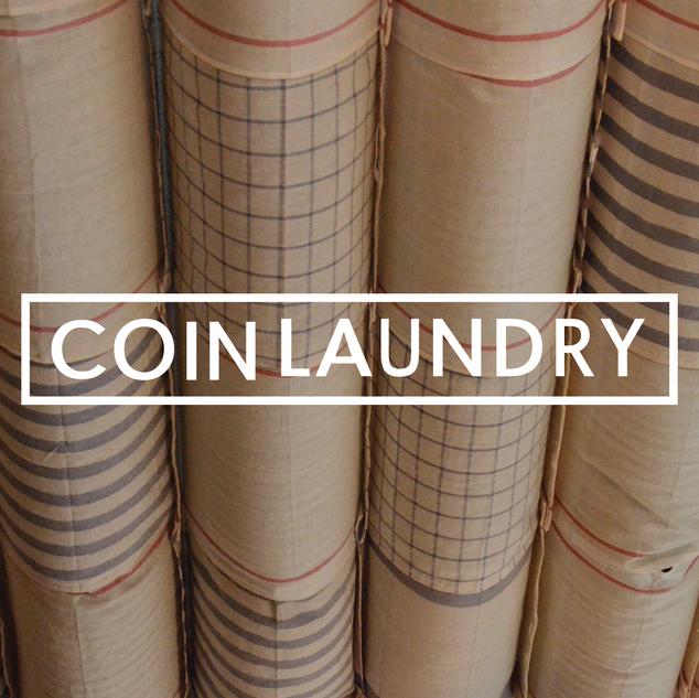 Coin Laundry Logo