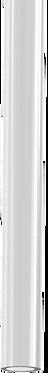 "1/4"" PVC tubing to refrigerator icemaker water input."