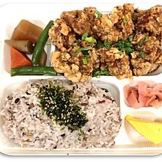 Garlic Chicken Bento