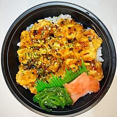 Spicy Ahi Poke Bowl (Big)