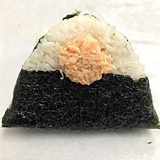 Salmon Musubi