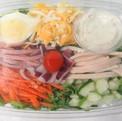 Chef Salad w/Ranch Dressing