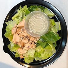 Caesar Salad w/Salmon