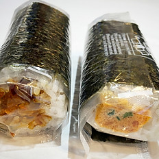 Spicy Ahi Handroll