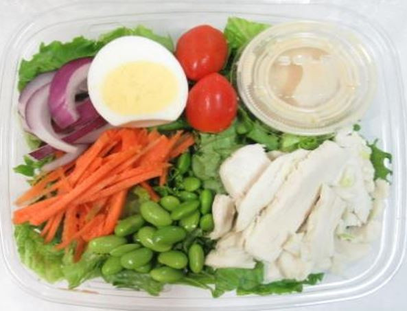 Chicken Salad w/Sesame Dressing