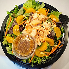 Oriental Salad w/Salmon