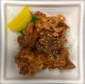 Furikake Spicy Fried Chicken Bowl