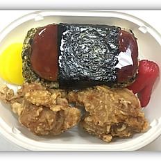 Spam Musubi & Snack Pack