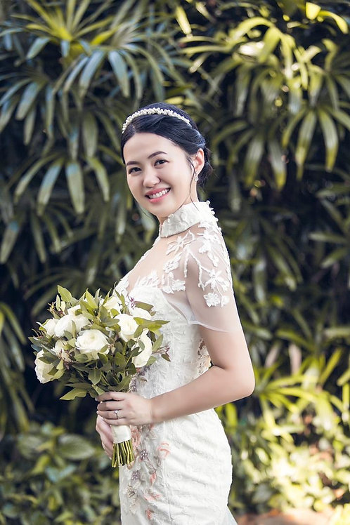 Tiara Bridal Cheongsam