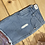 Thumbnail: Seed Denim Mini Skirt Size 10