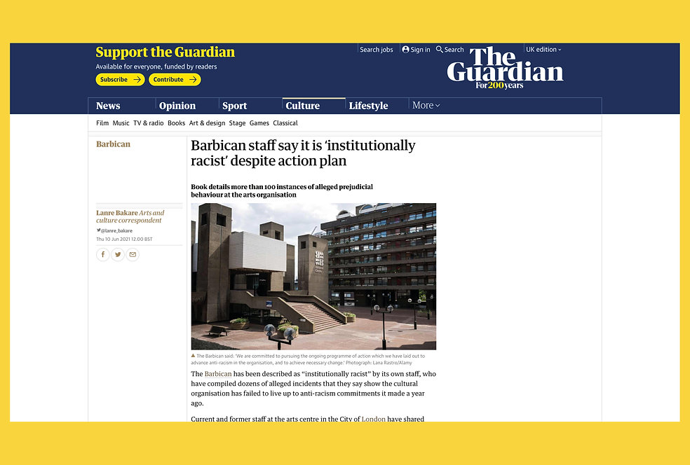 Barbican Stories, white pube, press, guardian 1.jpg