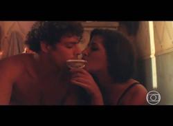 Mary e Cauã Reymond - Cenas Dois Irmãos.