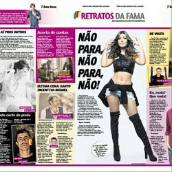 Mary Silvestre Mega Senha - Jornal