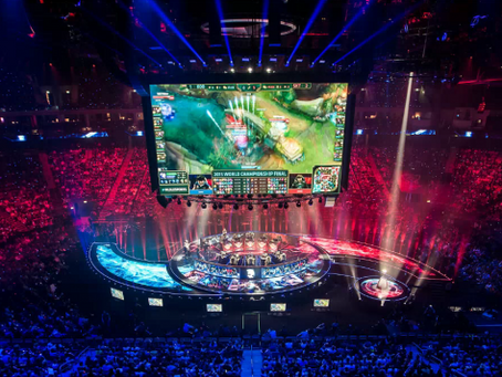 E-sport and gaming, the next M&A frontier