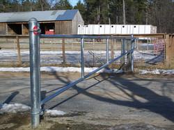Bar Gate
