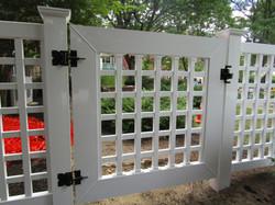 Superior Custom Grid Walk Gate