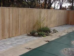 Cedar Board Panels