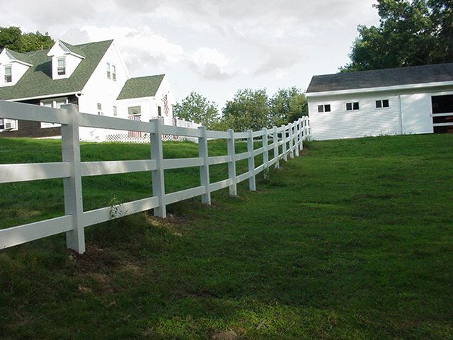 3 Rail Ranch Rail