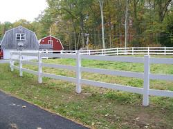 3 Rail Ranch Rail