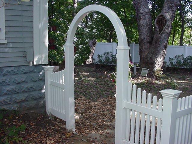 4x4 Single Arch