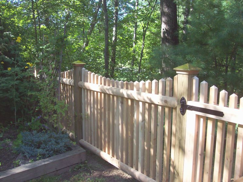 Cedar Baluster Panels