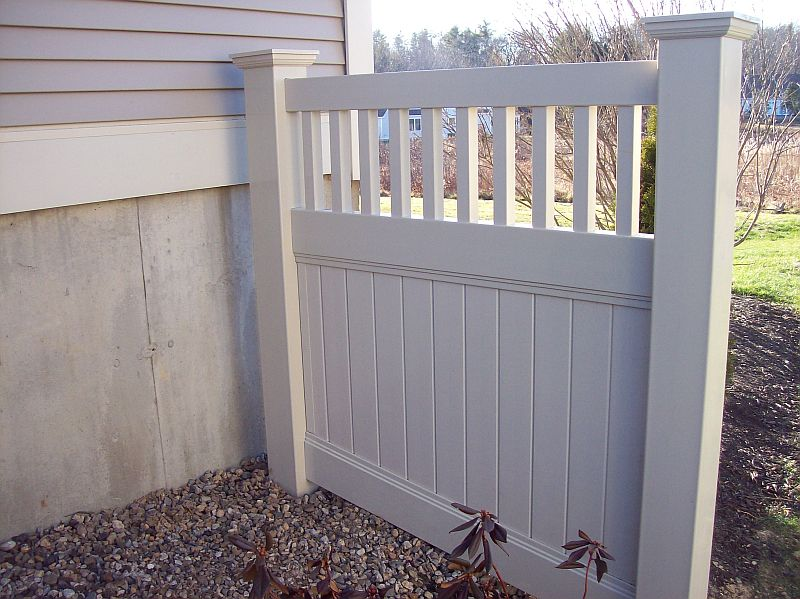 Estate II with Baluster Top