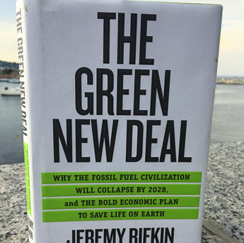 Seaside Sustainability Discusses The Green New Deal