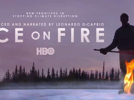 What We're Watching: ICE ON FIRE
