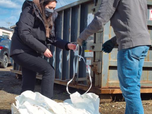 Community Action: Shrink Wrap Program