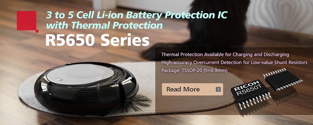 Li-ion Battery Protection IC