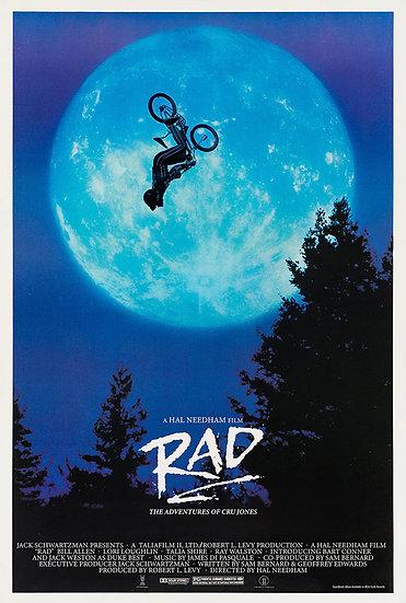 RAD E.T. Crossover Poster