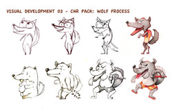 wolf process