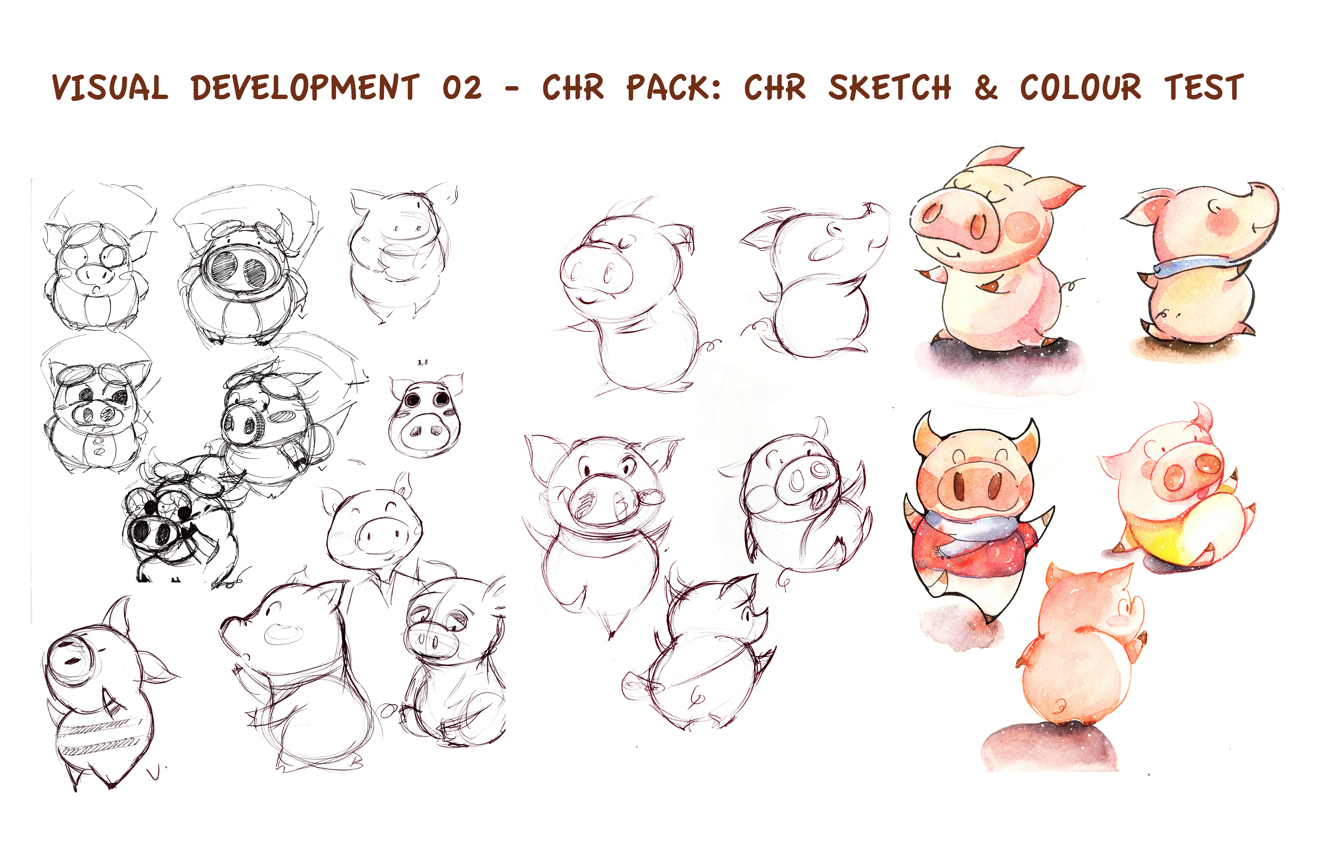 main CHR-sketch