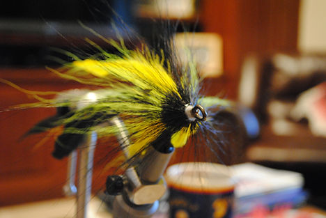 Fly Tying Jawn