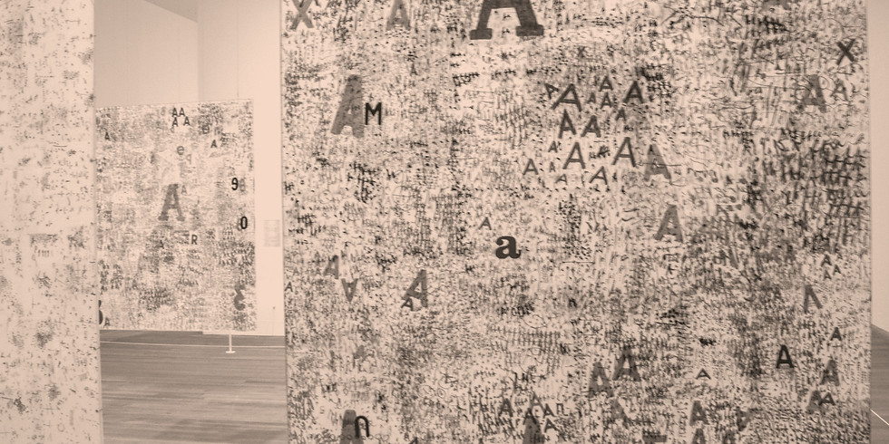 Mira Schendel: the calligraphy of thought