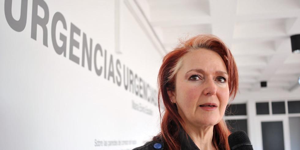 Visita al estudio de Maria Elvira Escallón